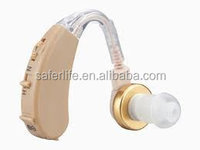 BTE digital hearing aid voice amplifier