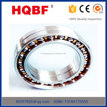 2016 HQBF high precesion long life double row angular contact ball bearings 3318A