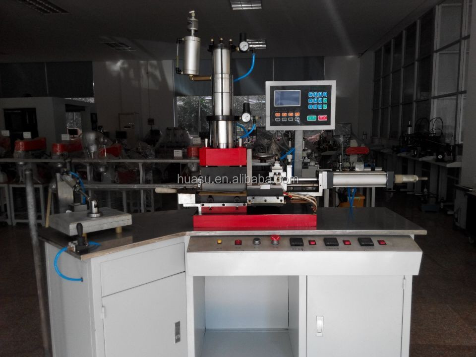 program-controlled oil pressure system core inserting machine single jar