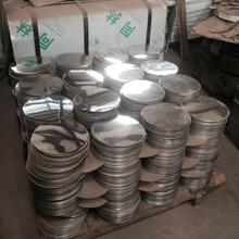 410 BA Cold Rolled Stainless Steel Circle