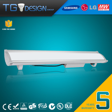 Famous Brand LG SMD5630 Chip and Meanwell Driver 60W 80W 100W 120W 160W 200W Led Linear High Bay Light