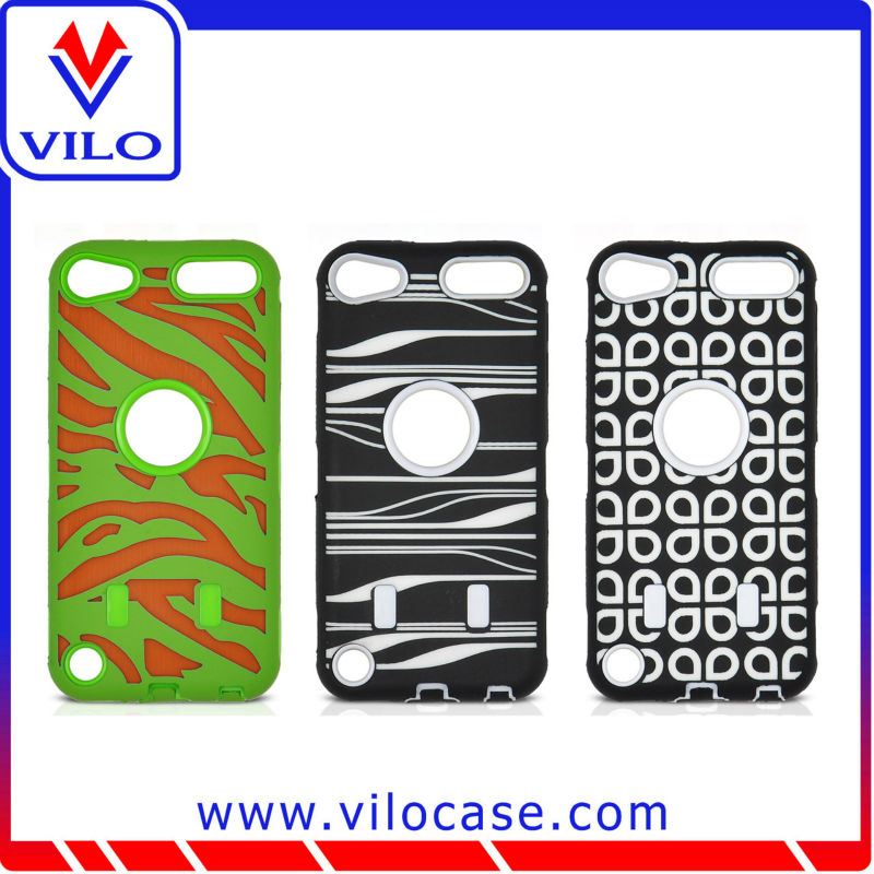 3 in 1 cases defender case for iPhone 5c 5s 6
