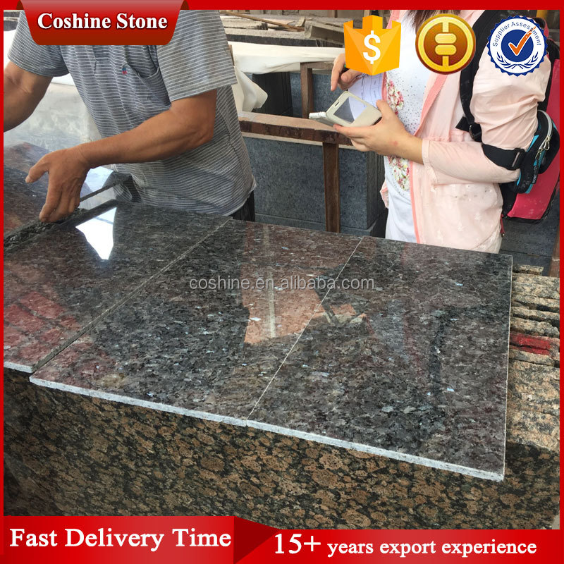 High polished & Grade A Silver Blue Pearl Granite With Economic Price