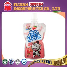 peach flavor fruitery jelly factory price yogurt grass jelly drink