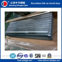 roof tile galvanized steel roofing sheet corrugated zinc steel sheet