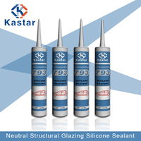 Assessed Supplier structural joint sealing silicone sealant for auto glass