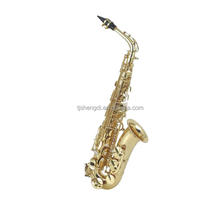 Chinese cheap Eb key alto saxophone