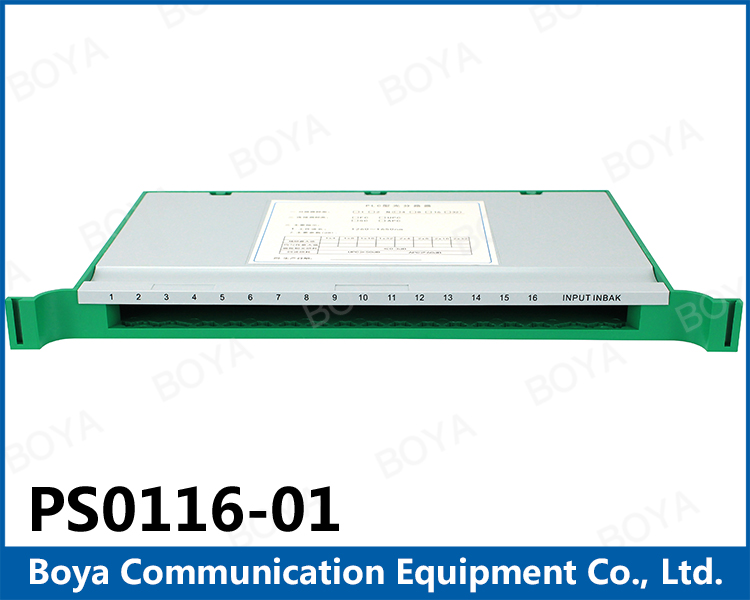 Grey 2*32 plc fiber optical splitter