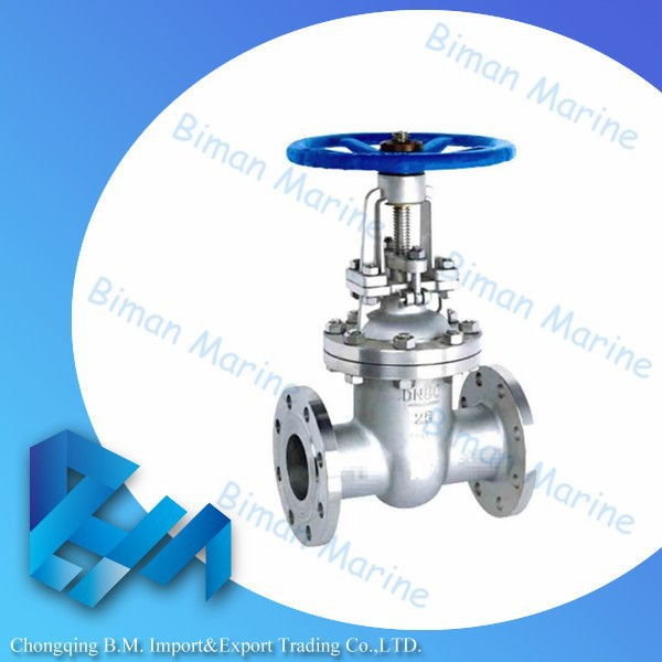 API Rising Stem Manual Cast Steel Gate Valve 150Lb