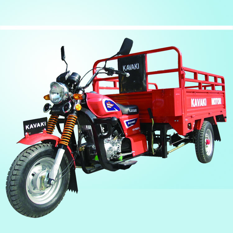 kavaki brand tricycle motor brand three tire car <strong>rear</strong> <strong>axle</strong> 150cc orange auto ect customized cng rickshaw for sale