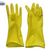 Gloves Latex Household Rubber Cleaning Glove