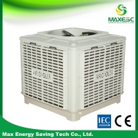 rooftop industrial peltier oem outdoor cooling fan with water cooled