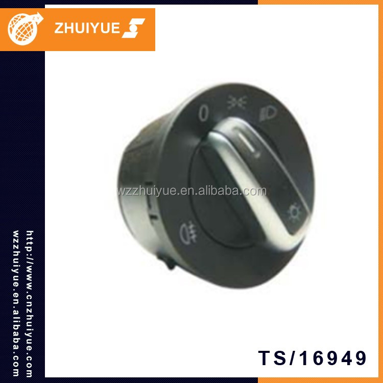 ZHUIYUE Goods In Stock 18G 941 431A Automatic Headlight Switch For VW PASSAT B6 GOLF