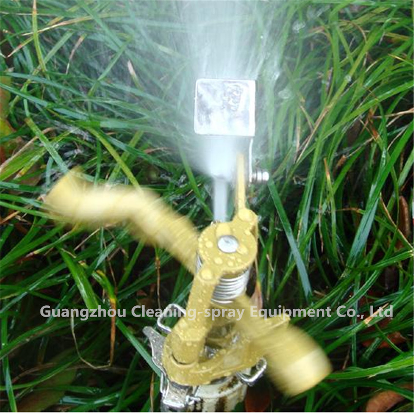 "1/2"" flexible lawn and garden sprinkler"