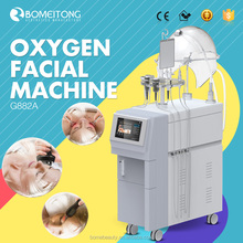 9 in 1 multifunctional oxigen facial machine oxygen for skin care
