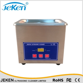 PS-06 (0.6L) ultrasonic cleaner sweep with heater