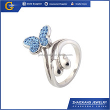 CCR0279 Professionable rings style new design custom ring