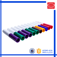 Promotional water based ink OEM models assorted colors water color pen
