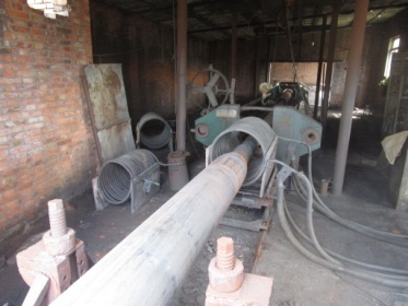 Pipe Expansion