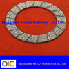 Clutch facing Cutch friction plate