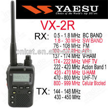 Air Band 108-137MHz Portable Yaesu VX-2R Two Way Radio