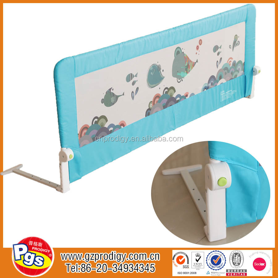 Baby bed fall prevention - New Baby Safety Product Bed Rails For Toddlers Bed Fall Prevention