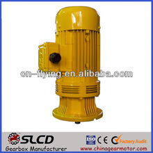 MB series cycloid pinwheel gearbox reducer for automatic ldpe ice lolly bottle making machinery