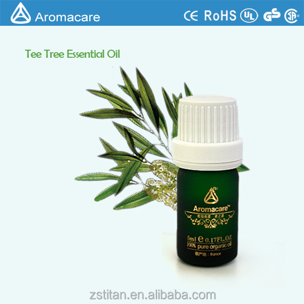 Pure healthy aromatherapy 5ml tea tree essential oil