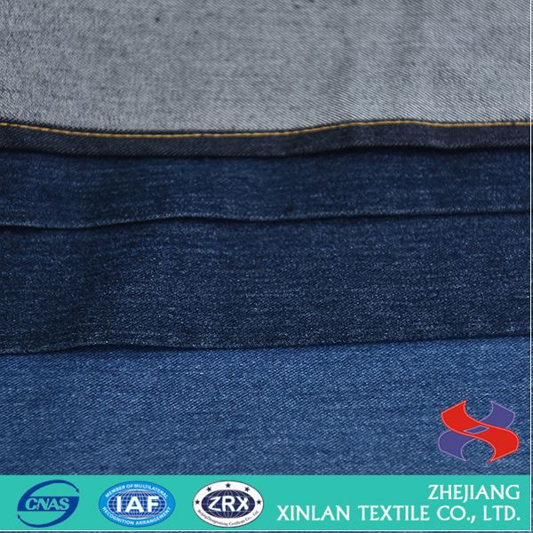Latest product originality wholesale cotton quilted denim fabric from China