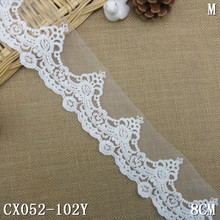 2015 new designer wedding veil lace edgings, brial lace trim, antique wedding veil lace border