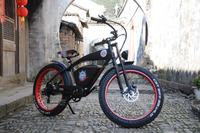 Lohas/OEM 60v 72v most popular strong colorful motorcycle -shaped electric bicycle