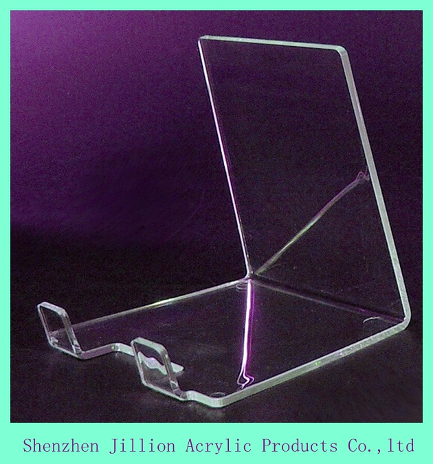 Universal Product Display Stand, Acrylic Plate Stand Holder