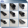 ISO 9001 certificated window used China made door window rubber seal strips