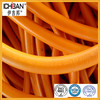 3/16'' Orange Black Smooth Surface LPG Flexible Gas Cooker Hoses of Rubber Material