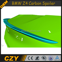 Convertible Carbon Cheap Car Body Spoiler for BMW Z4 35i 30i 28i 20i 18i