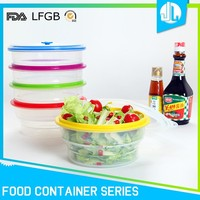 Good quality silicone kitchen foldable design stackable storage containers
