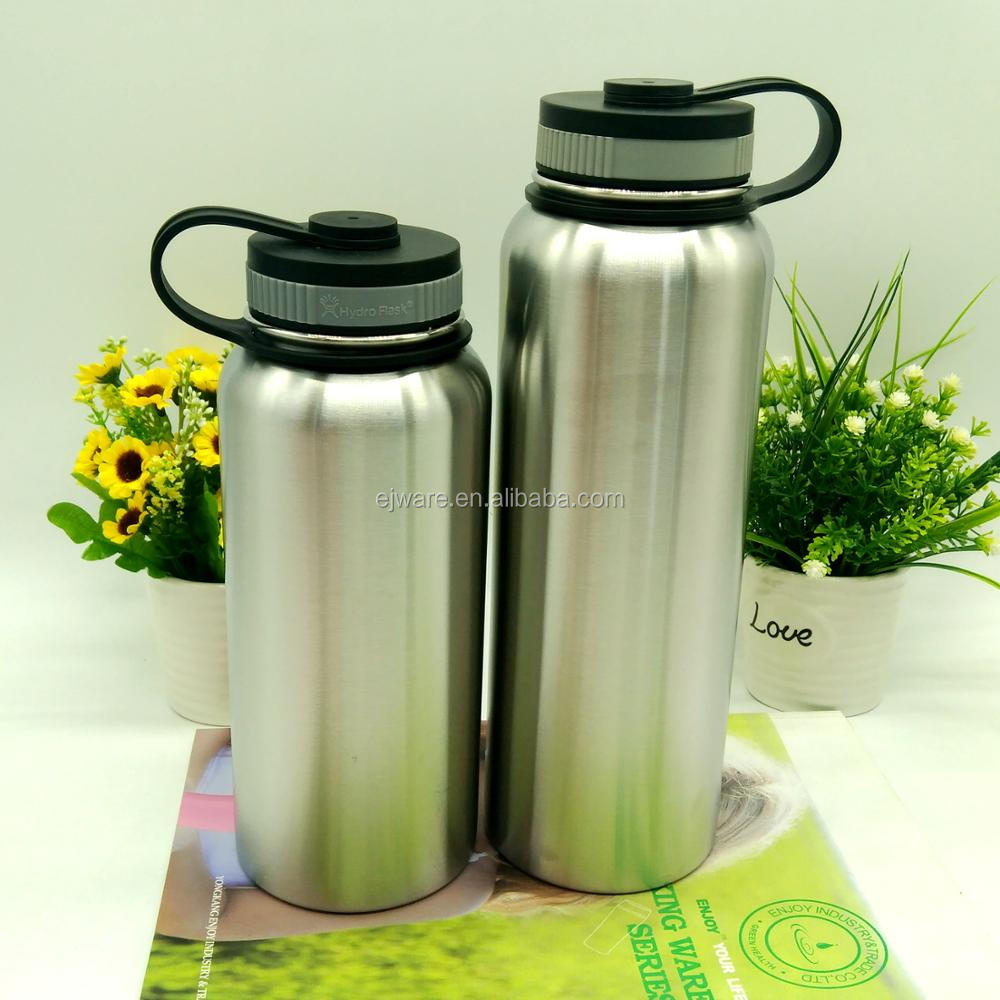 1000Ml Double Wall Wide Mouth Tumbler Eagle Stainless Steel Vacuum Flask