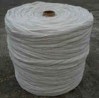 pp cable filler yarn/polyester sewing thread/packing rope/plastic baling twine