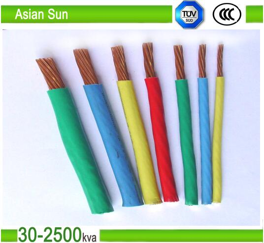 Da Yuan Cable 25mm electric wire and cable bare copper ground wire
