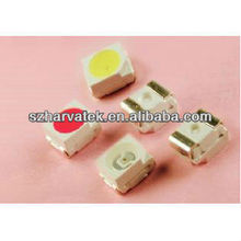 PLCC2 Top SMD LED 3528 Phototransistor Warm White
