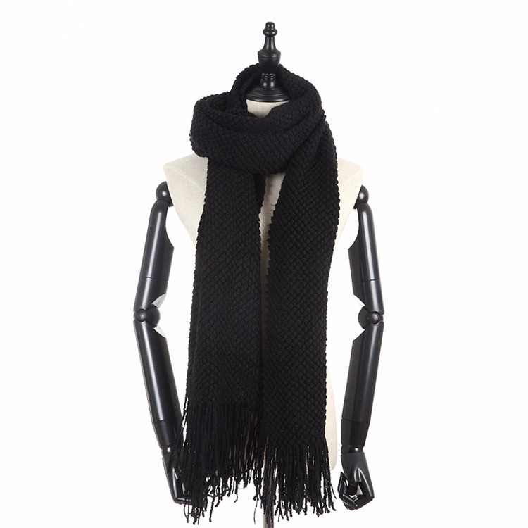 excellent plover case design scarf fashionable acrylic pashmina shawl