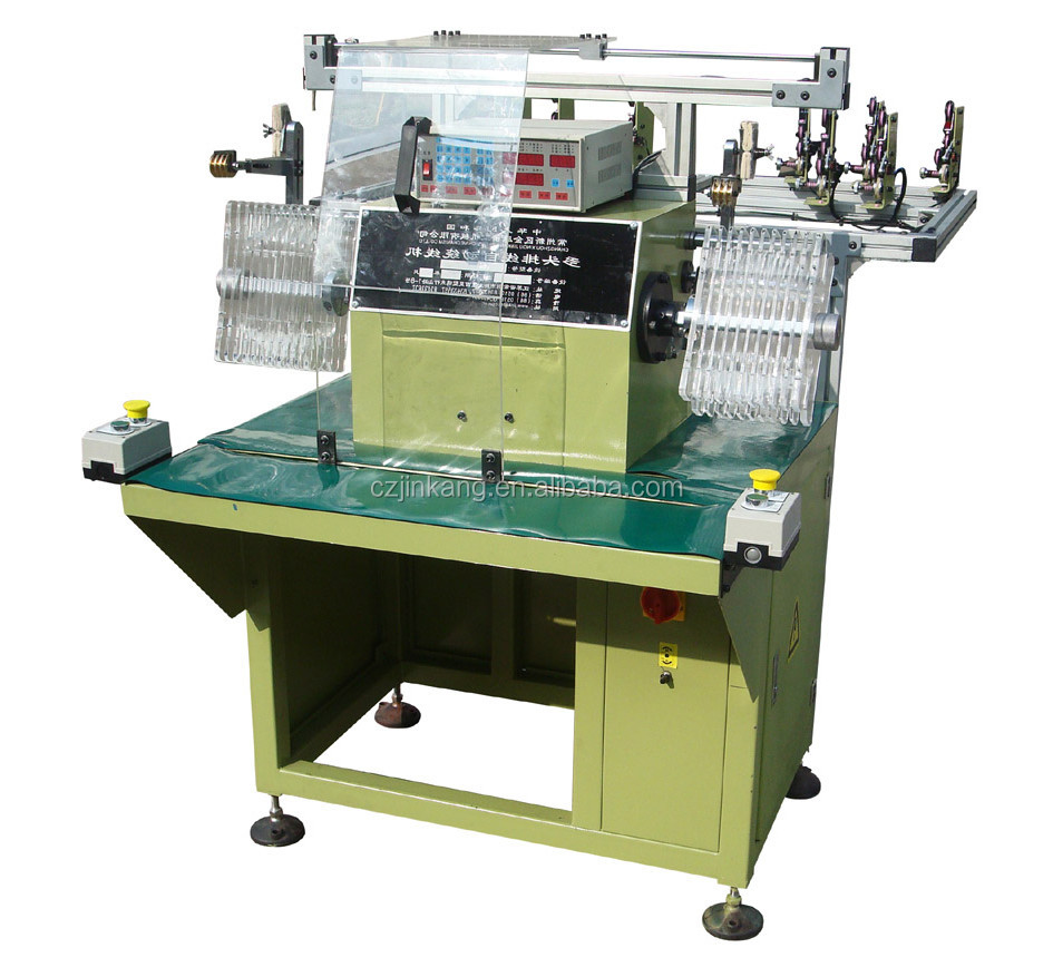 Automatic cable coil winding machine/made in China