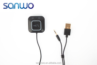 Bluetooth Stereo Audio Receiver Adapter for Headphone, Speakers, Home Stereo, Car Music Sound