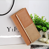 Bz5245 hefei mosen new arrival purses mixed color women wallets