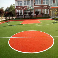 Elastic acrylic stadium synthetic basketball court flooring badminton court mat