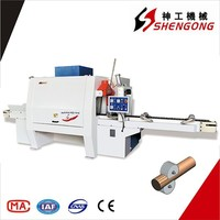 SHENGONG MJY142B-40 Multi-blade Saw for Round Logs, wood cutting machine