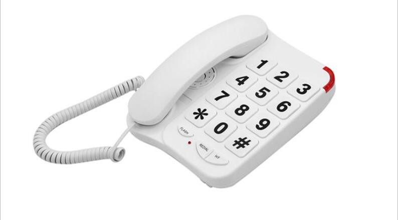 The simplest and cheapest big key phone with hands free speaker (TM-PA025)