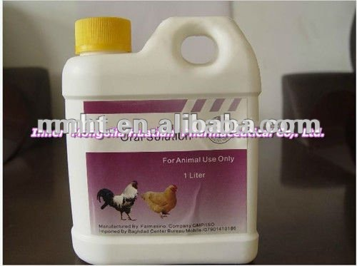 Florfenicol 10% Oral Solution veterinary antibiotics