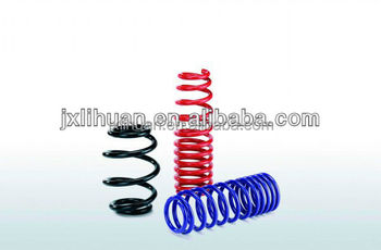 Lowring spring auto parts TS16969 approved