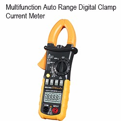 Top Sale 6000 Counts True PMS Test 3000A Flexible Digital Current Clamp Meter